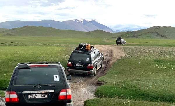 Алтай таван богдын аяллын тэмдэглэл