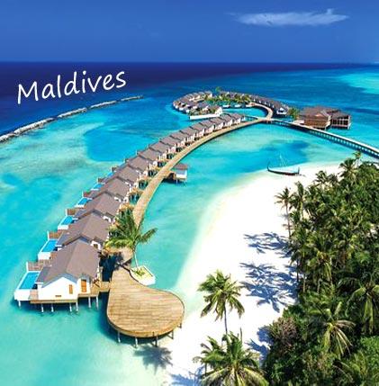 Мальдивын арал аялал