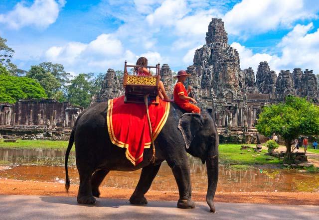 Камбожын аялал
