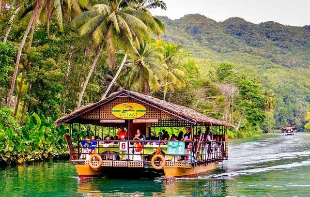 Филиппин Бохол Аялал