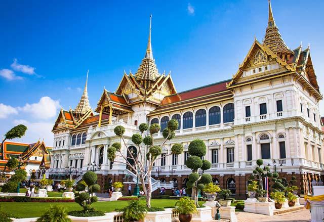 Бангкок аялал