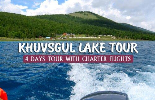 Khuvsgul Lake Trip 4 days