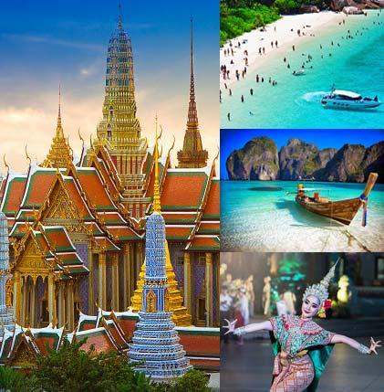 Тайланд аялал жуулчлал