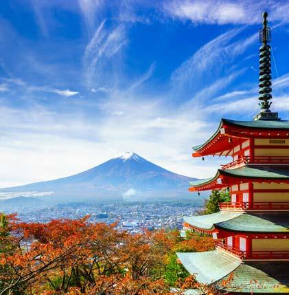 японы аялал жуулчлал